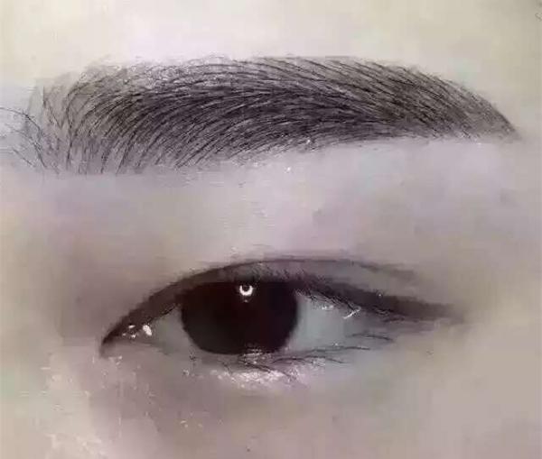 咸宁纹眉作品